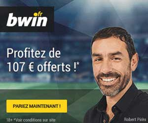 Offre Bwin