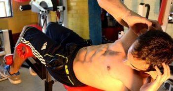 Exercices physiques, exercices d'abdos, abdominaux
